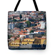 A Bit Of Funchal Tote Bag
