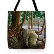 A Bit Of Muskoka Tote Bag