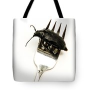 A Bite Of Water Bug Tote Bag