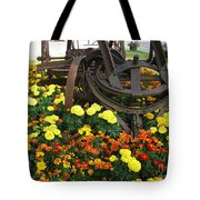 A Blast From The Past Tote Bag