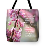 A Blessing For You Tote Bag