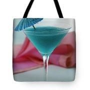A Blue Hawaiian Cocktail Tote Bag