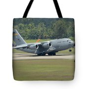 A Boeing C-17 Globemaster IIi Tote Bag