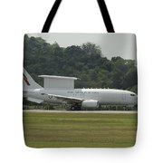 A Boeing E-7a Wedgetail Of The Royal Tote Bag