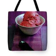 A Bowl Of Gelato Tote Bag