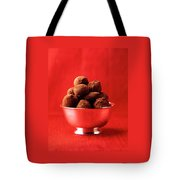 A Bowl Of Truffles Tote Bag