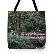 A Bridge In Central Park Tote Bag