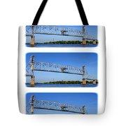 A Bridge Opening Tote Bag