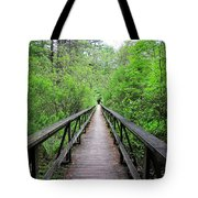A Bridge To Somewhere Tote Bag