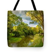 A Brief Journey 3 Tote Bag