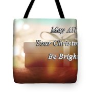 A Bright Christmas Tote Bag
