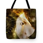 A Bright Idea Tote Bag by Gun Legler
