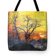 A Brilliant Observer Of Life Tote Bag by Brett Pfister