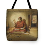 A Buddhist Monk, From India Ancient Tote Bag