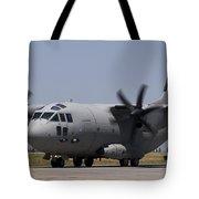A Bulgarian Air Force Alenia C-27j Tote Bag