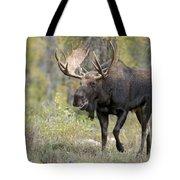 A Bull Moose Named Gaston Tote Bag
