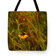 A Bumble In A Cup Tote Bag