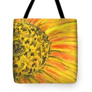 A Burst Of Yellow Tote Bag