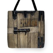A Cahir Castle Door Tote Bag