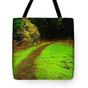 A Carpted Path Tote Bag