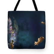 A Catcher Of Dreams Tote Bag