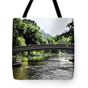 A Central Park Day Tote Bag