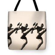 A Chorus Line Tote Bag