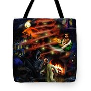 A Christmas Carol Tote Bag