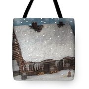 A Christmas In My Dreams Tote Bag
