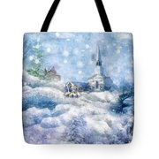 A Christmas To Remember Tote Bag