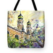 A Church In Budapest 01 Tote Bag
