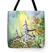 A Church In Budapest 02 Tote Bag