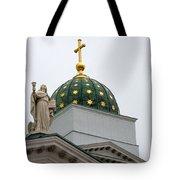 A Church In Helsinki Tote Bag