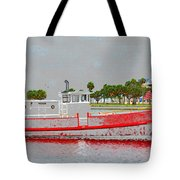 A Classy Old Lady Tote Bag