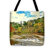 A Cleveland Autumn Tote Bag