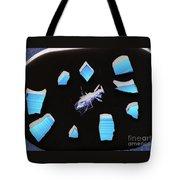 A Clockwork Blue Tote Bag