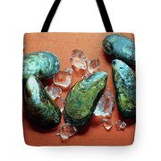 A Cluster Of Mussels Tote Bag
