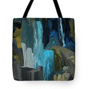 A Cold Sunday Morning Doodle 122312 Tote Bag