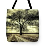 A Cold Wind Blows  Tote Bag