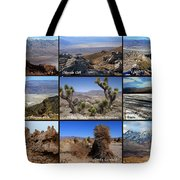 A Collection Of Views Tote Bag