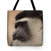A Colobus Monkey Tote Bag