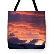 A Colorado Sunrise Tote Bag