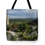 A Commanding View Tote Bag