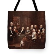 A Committee Of The House Of Commons Tote Bag