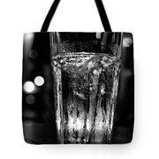 A Cool One Bw Tote Bag