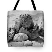 A Coral Structure Tote Bag