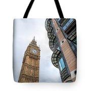 A Corner In London Tote Bag
