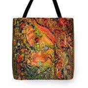 A Cosmic Taste Of Healing Tote Bag