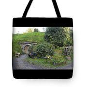 A Cosy Hobbit Home In The Shire Tote Bag