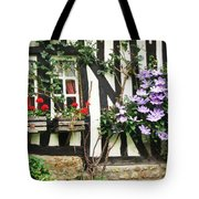 A Cottage In Normandy Tote Bag